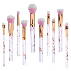 Marble Make Up Makeup Brush
