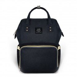 Mommy Bag - Negru